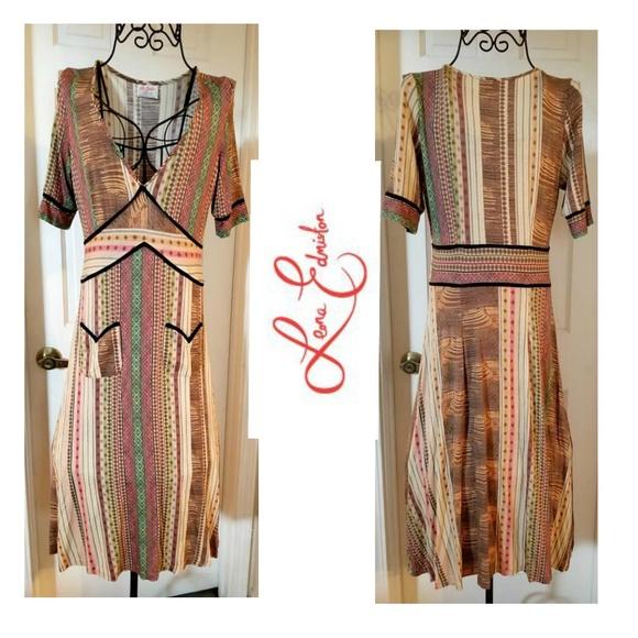 2b5c6cb77b6f LEONA EDMISTON Dresses   Skirts - LEONA EDMISTON FROCKS DRESS AUSTRALIA 1  US 4 6
